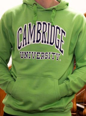 Classic Cambridge Hoody – Lime Offer