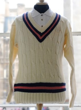 Emmanuel College Cricket Sweater
