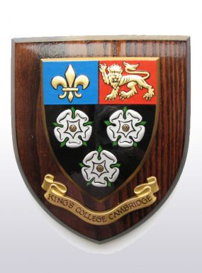 Kings Wall Plaque