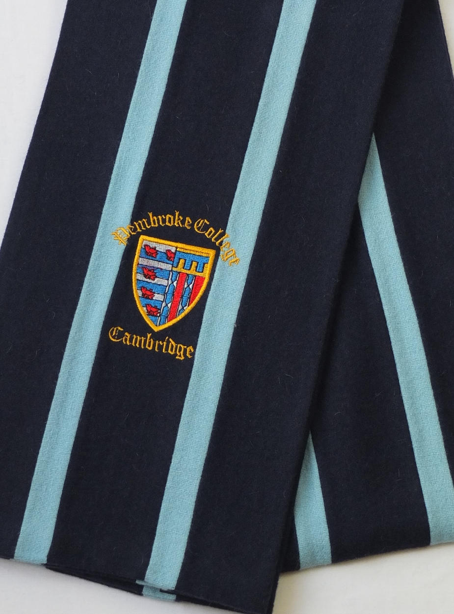pembroke crested scarf amies