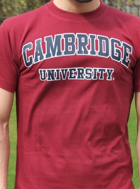 Official University of Cambridge T-Shirt