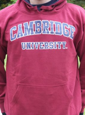 Classic Cambridge Hoody – Offer