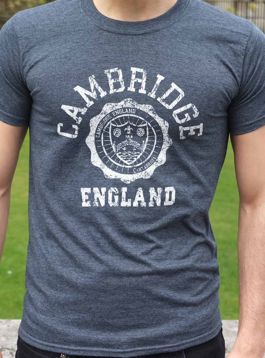 cambridge seal print t shirt ryder amies