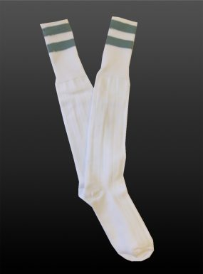 Half Blue Sports Socks