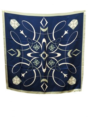 University of Cambridge Ladies Silk Scarf