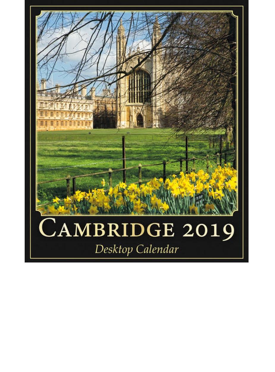 Calendar 2019 Summer