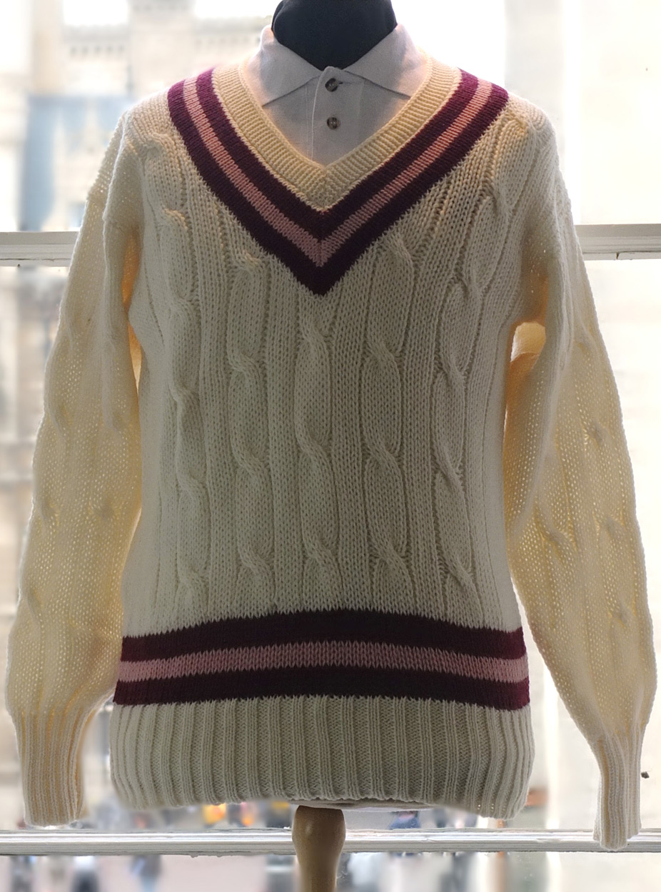 st catharine u2019s college cricket sweater
