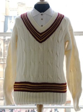 Selwyn College Cricket Sweater
