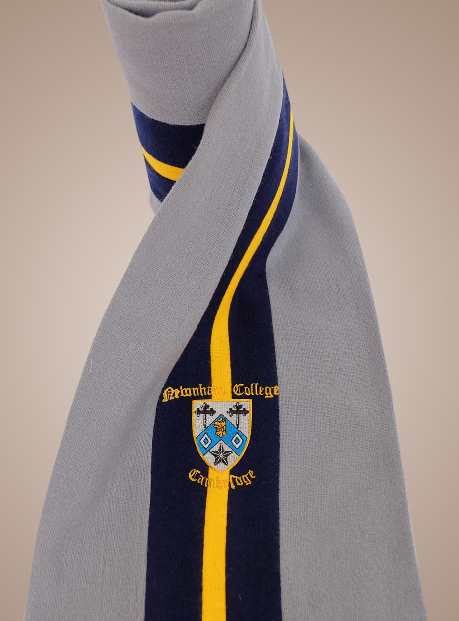 newnham crested scarf amies