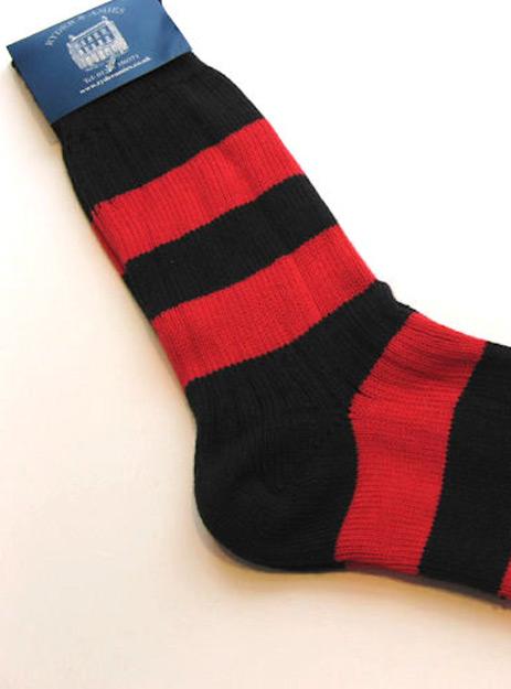 Jesus College Socks - Jesus College Socks - Ryder & Amies