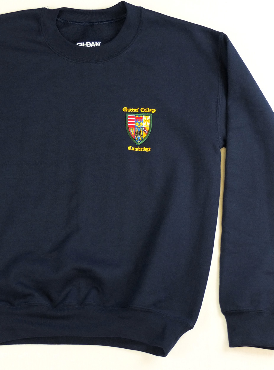Queens college sweatshirt ryder amies