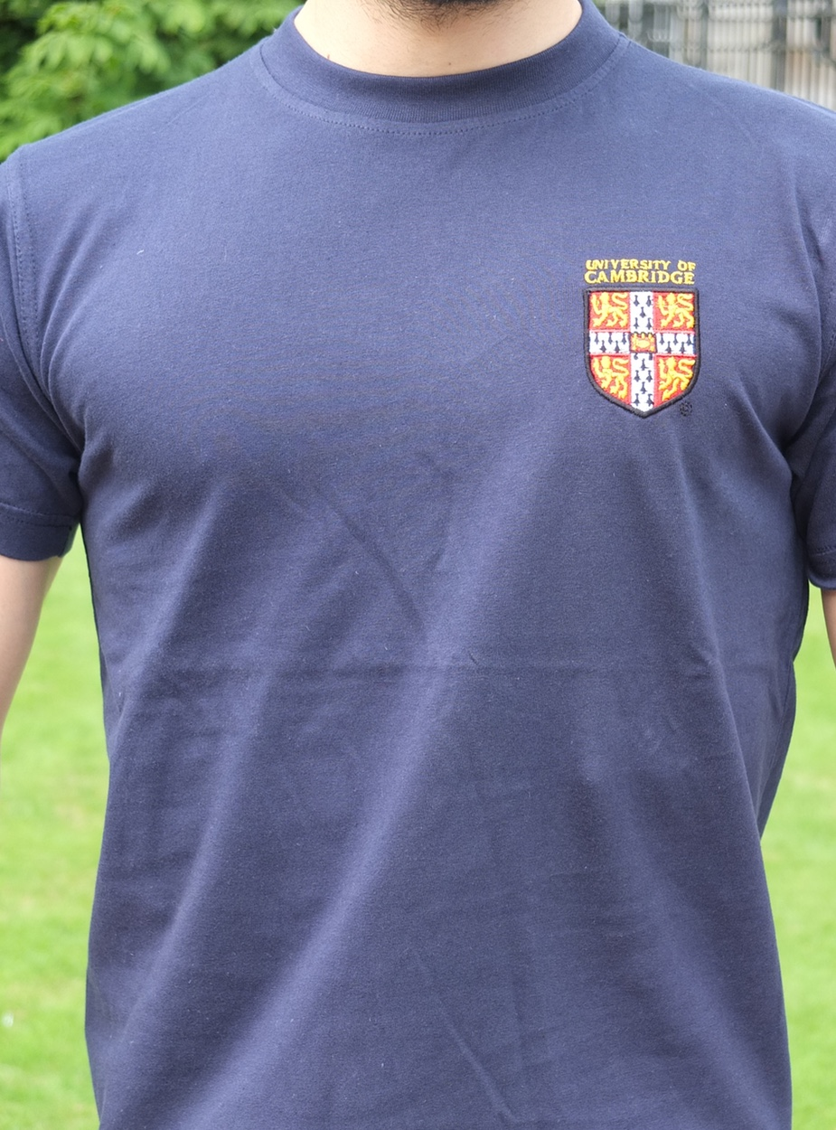Design t shirt universiti - Official University Of Cambridge T Shirt
