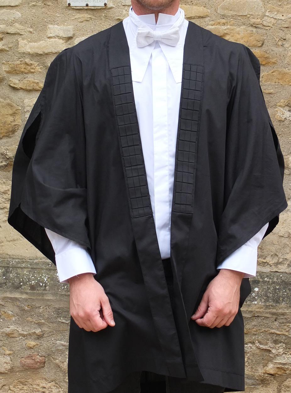 Emmanuel College Undergraduate Gown - Ryder & Amies