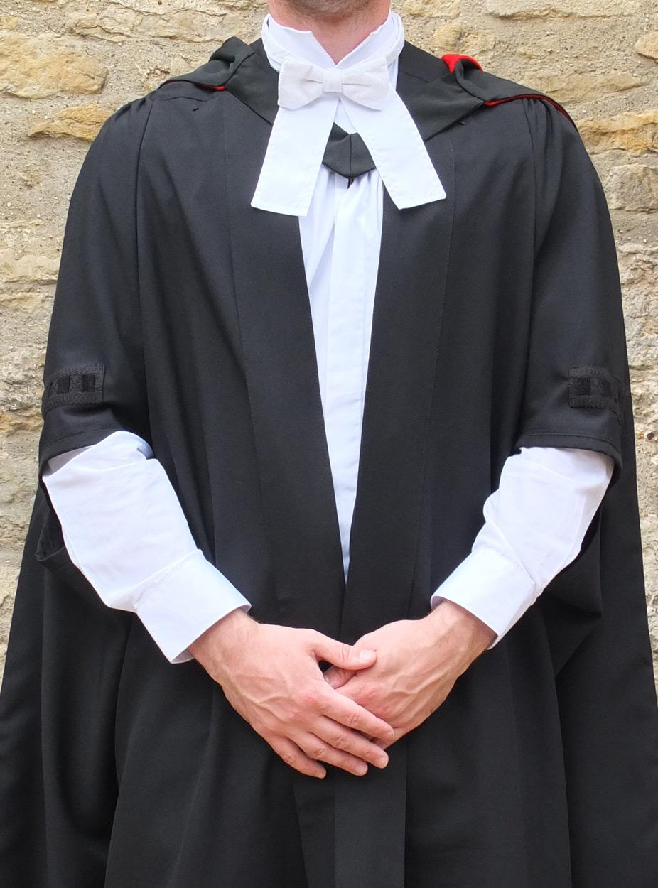 Ph.D Gown - Ryder & Amies