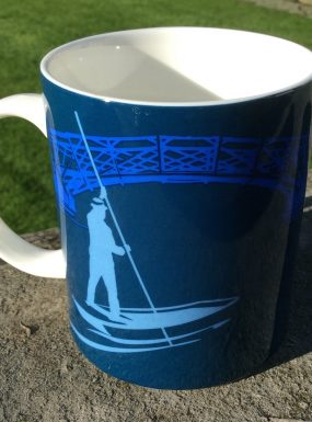 Cambridge Punting Mug