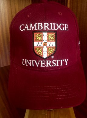 Official University of Cambridge Cap