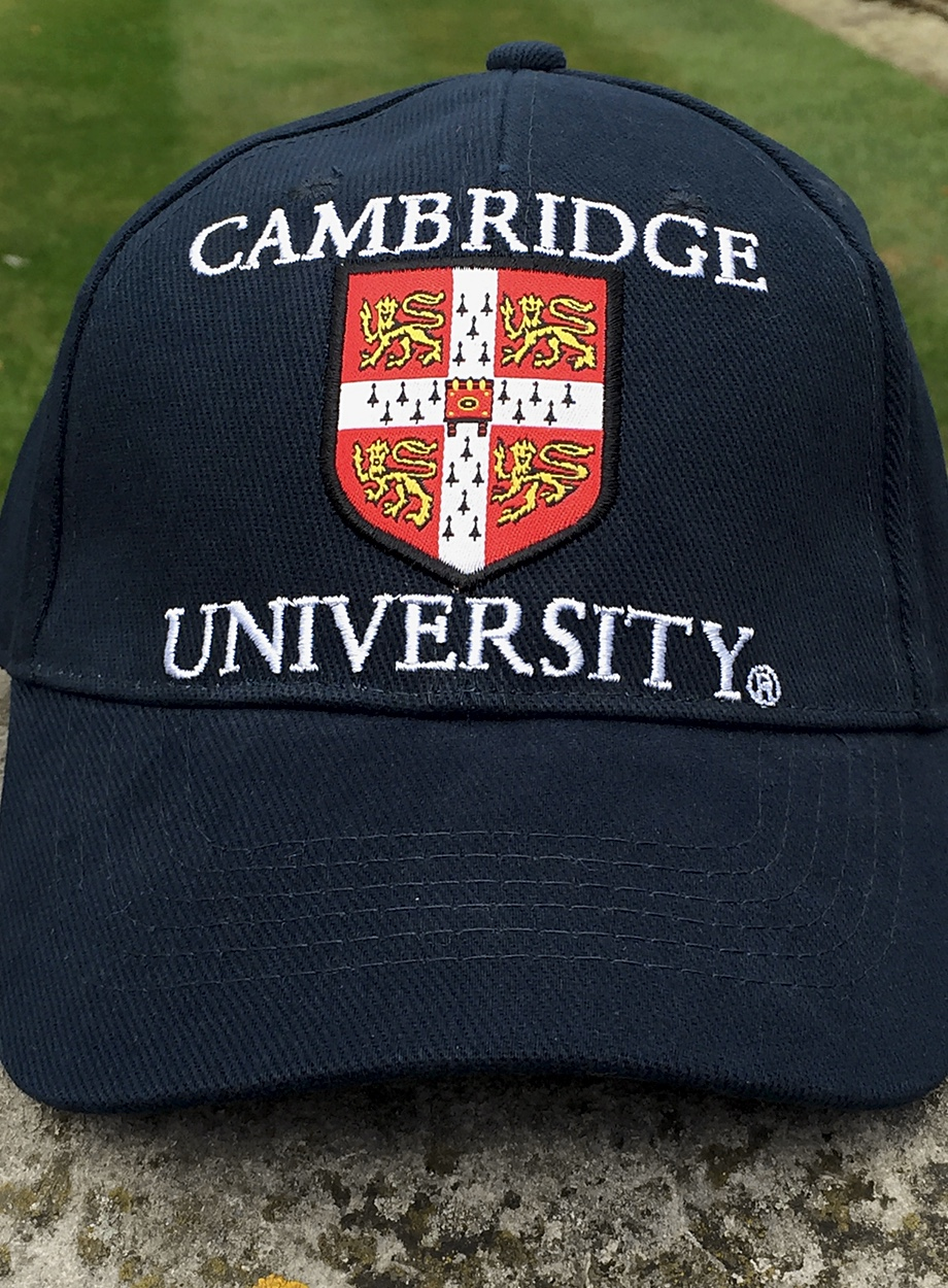 Official University Of Cambridge Cap Ryder Amp Amies