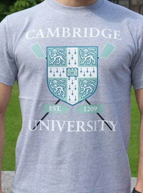University of Cambridge Blades T-Shirt – SALE