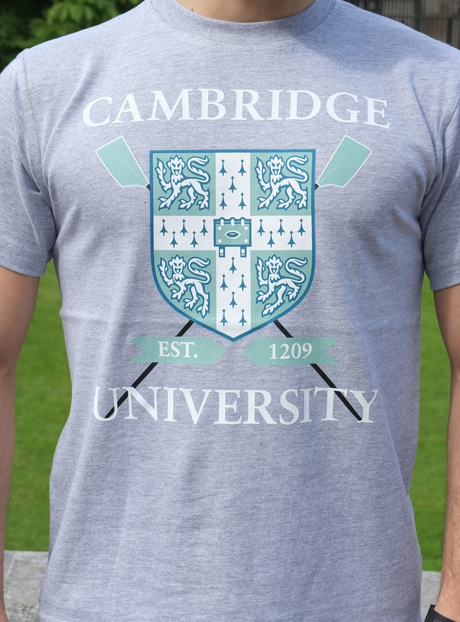 University of Cambridge Blades T-Shirt – SALE - Ryder & Amies