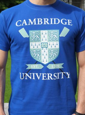 Official University of Cambridge Blades T-Shirt