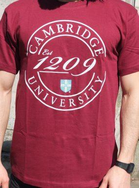 University of Cambridge Roundel T-Shirt – SALE
