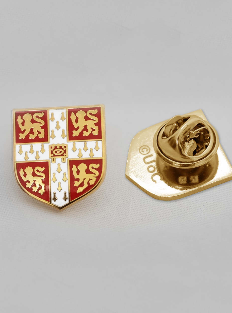 Pin By Dani Daemon On Boys And Girls: University Of Cambridge Red Lapel Pin