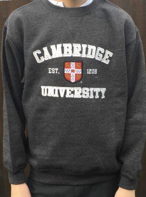 Children's Appliqué Sweatshirt