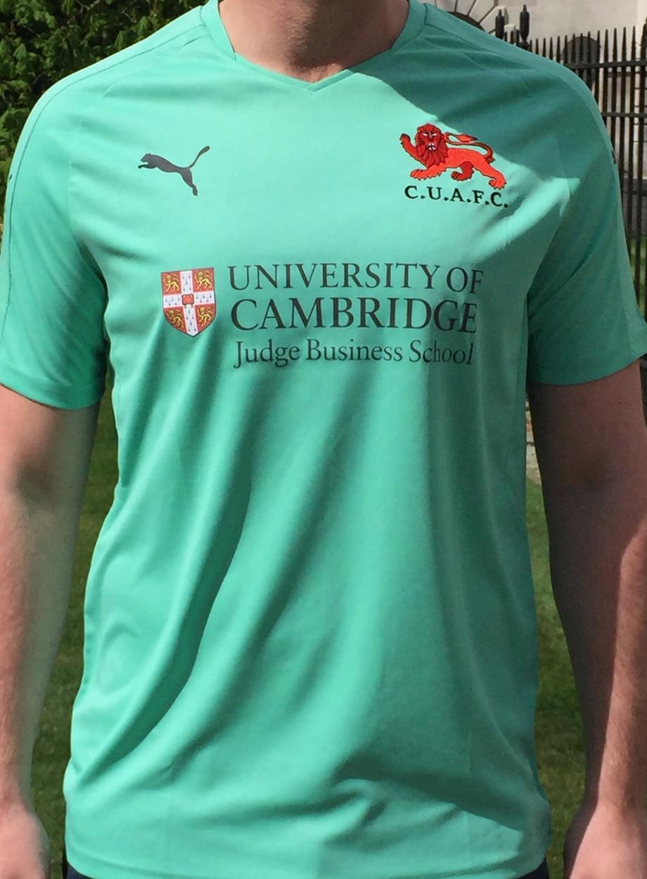 Design t shirt universiti - Cambridge University Football Club Shirt