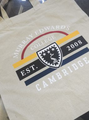 Murray Edwards Cotton Tote Bag – SALE