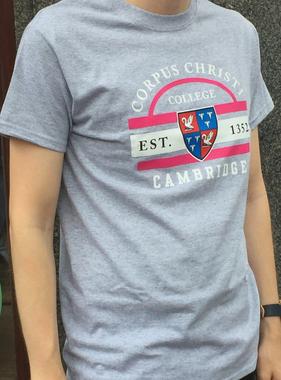 Corpus Christi Printed T Shirt Ryder Amies