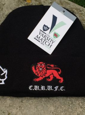 Official Rugby Beanie Hat