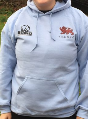 Official University of Cambridge Rugby Hoody