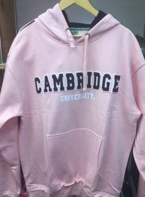 Cambridge Hoody Triple Applique – SALE