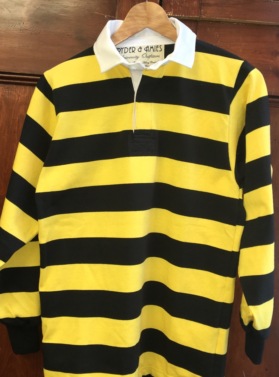 Clare College Rugby Shirt Ryder Amp Amies
