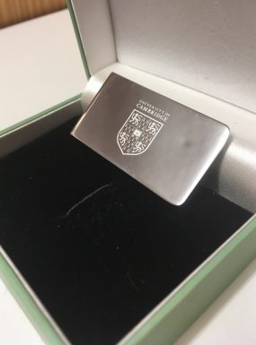 University of Cambridge Money Clip